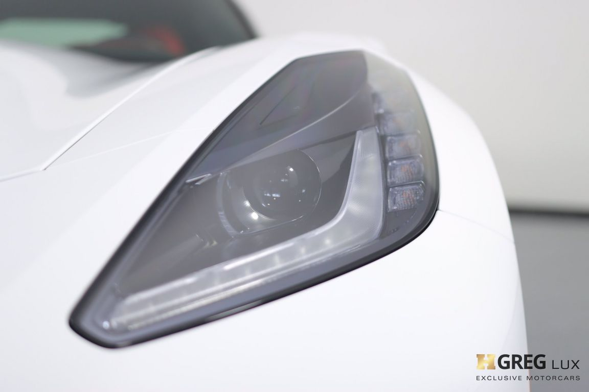 2016 Chevrolet Corvette Z51 3LT #5
