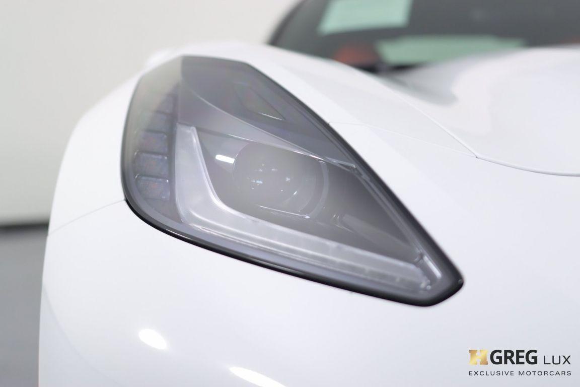 2016 Chevrolet Corvette Z51 3LT #4