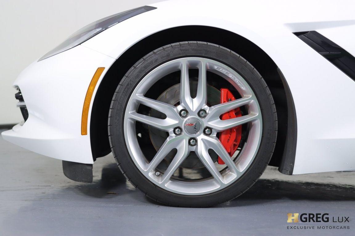 2016 Chevrolet Corvette Z51 3LT #23