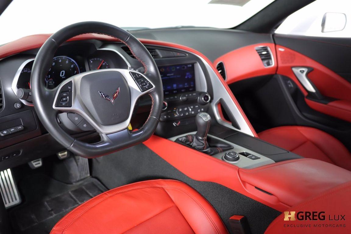 2016 Chevrolet Corvette Z51 3LT #33