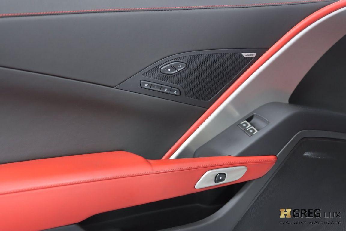 2016 Chevrolet Corvette Z51 3LT #34
