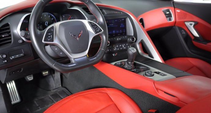 2016 Chevrolet Corvette Z51 3LT #1