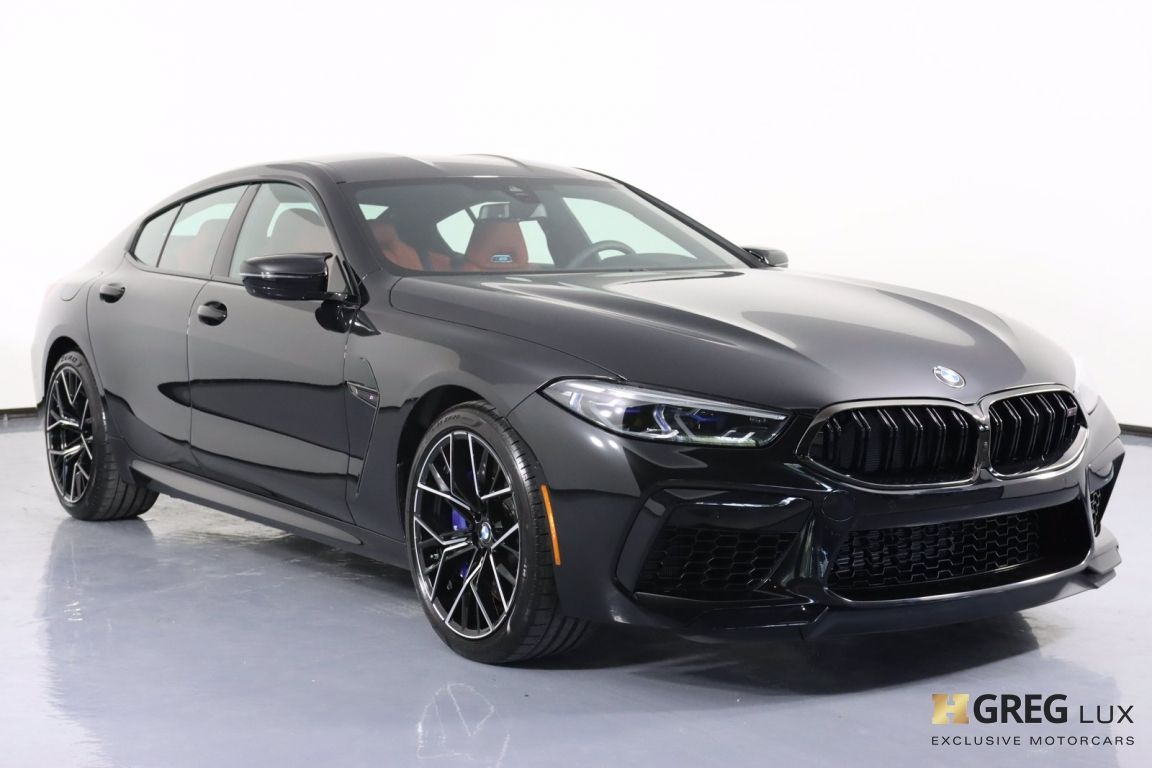 2020 BMW M8 Competition #9