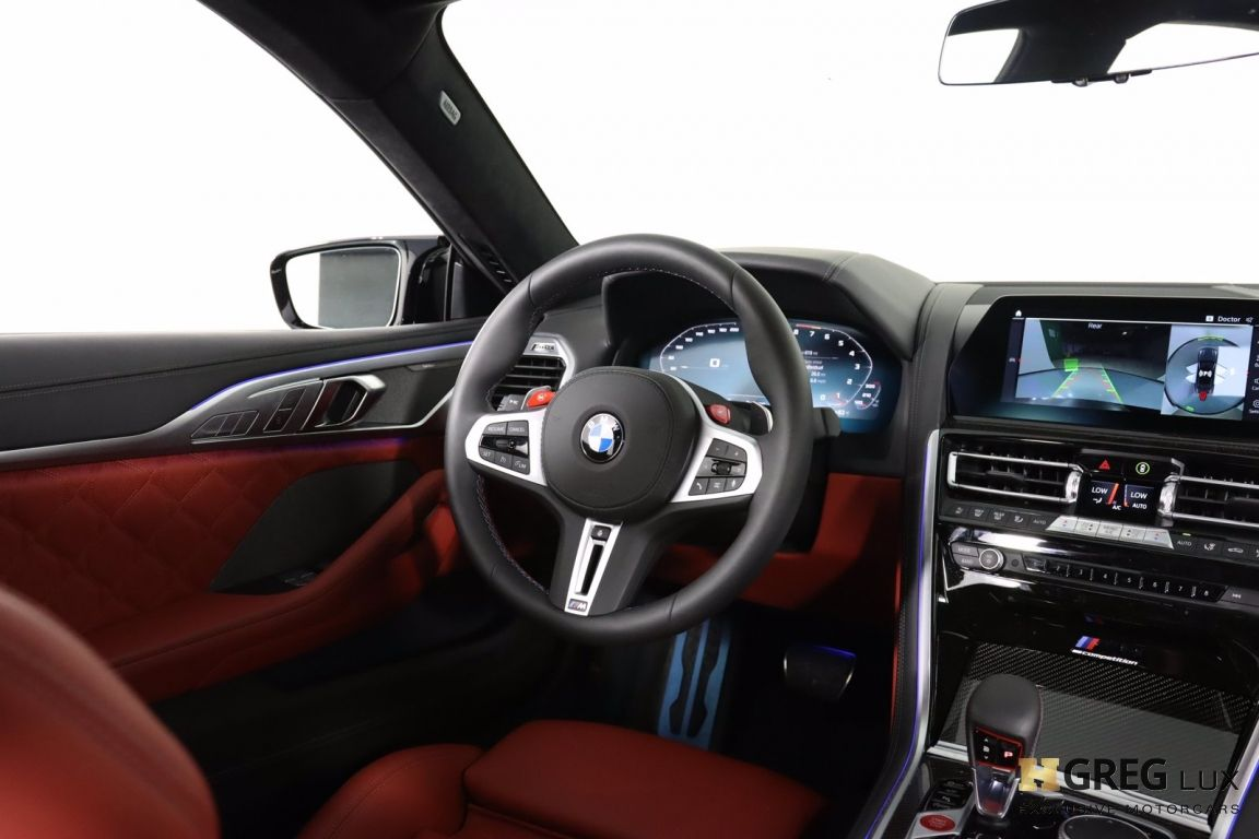 2020 BMW M8 Competition #54