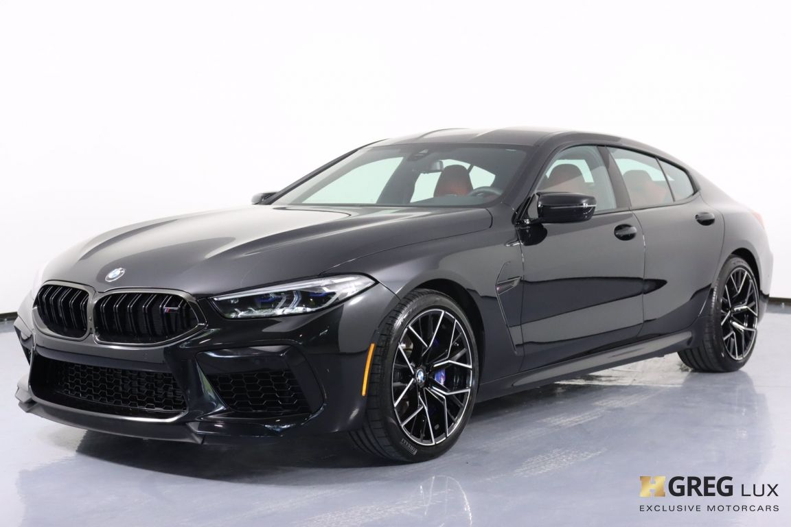 2020 BMW M8 Competition #30