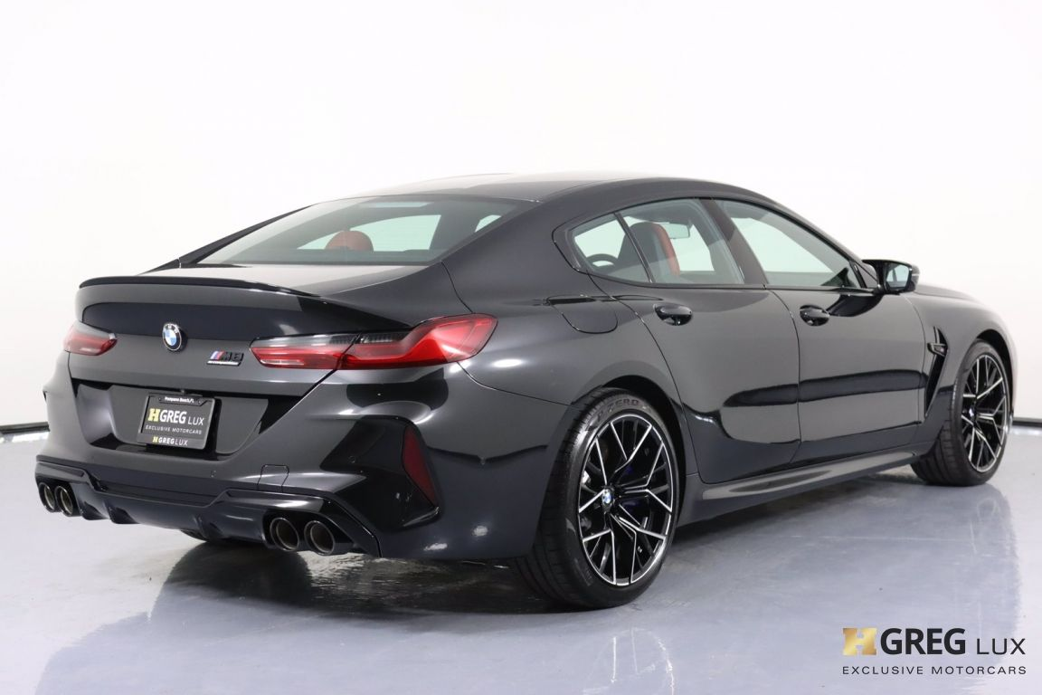 2020 BMW M8 Competition #17
