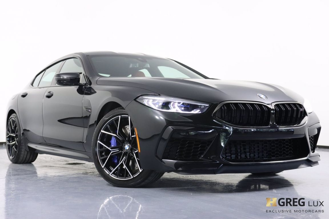 2020 BMW M8 Competition #31