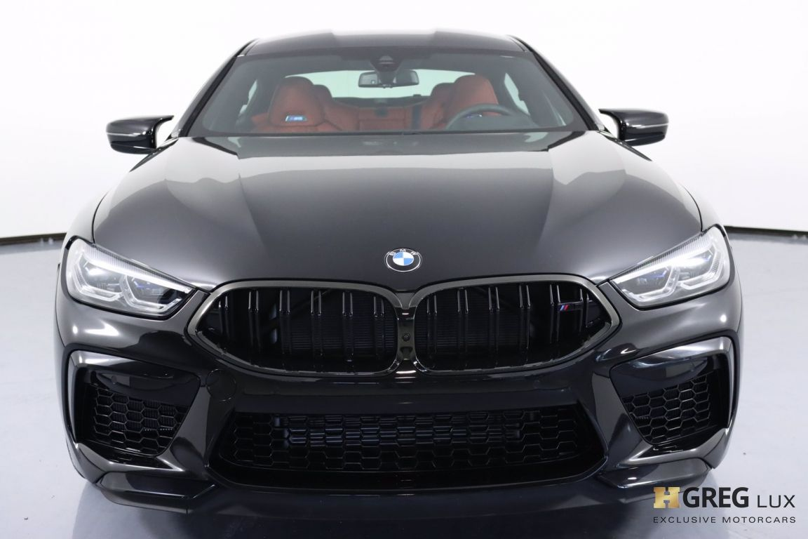 2020 BMW M8 Competition #3