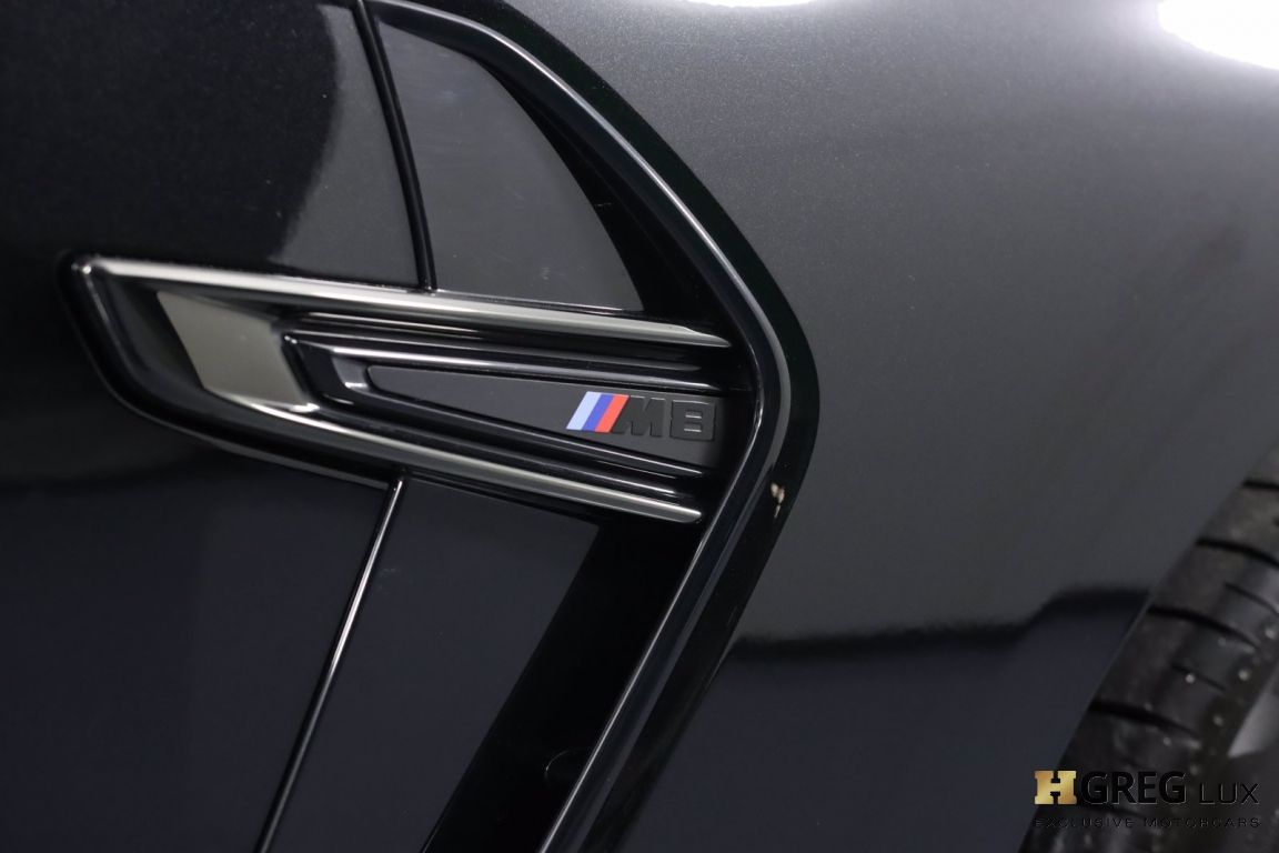 2020 BMW M8 Competition #14