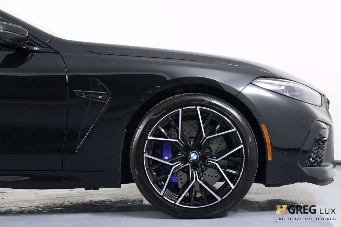 2020 BMW M8 Competition #11