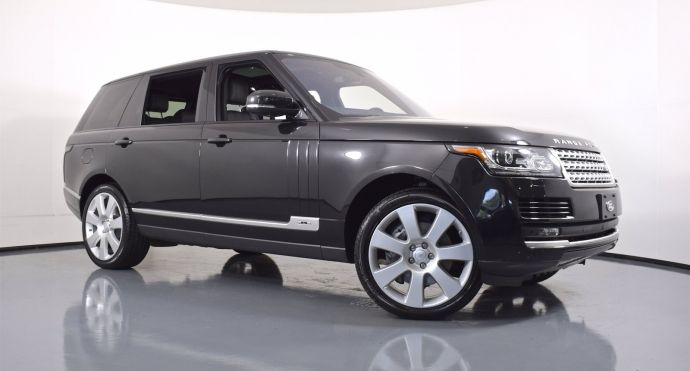 2016 Land Rover Range Rover Supercharged #0