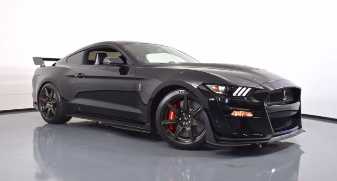 2020 Ford Mustang Shelby GT500 #0