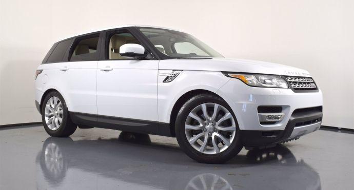 2015 Land Rover Range Rover Sport HSE #0