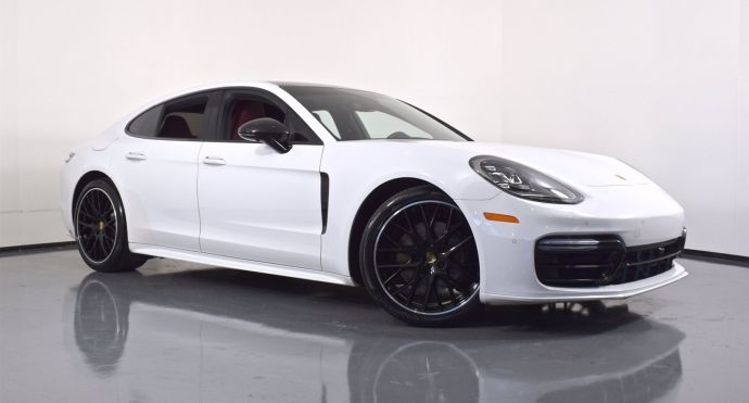 2018 Porsche Panamera 4S #0