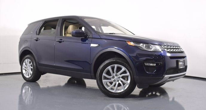 2017 Land Rover Discovery Sport HSE #0