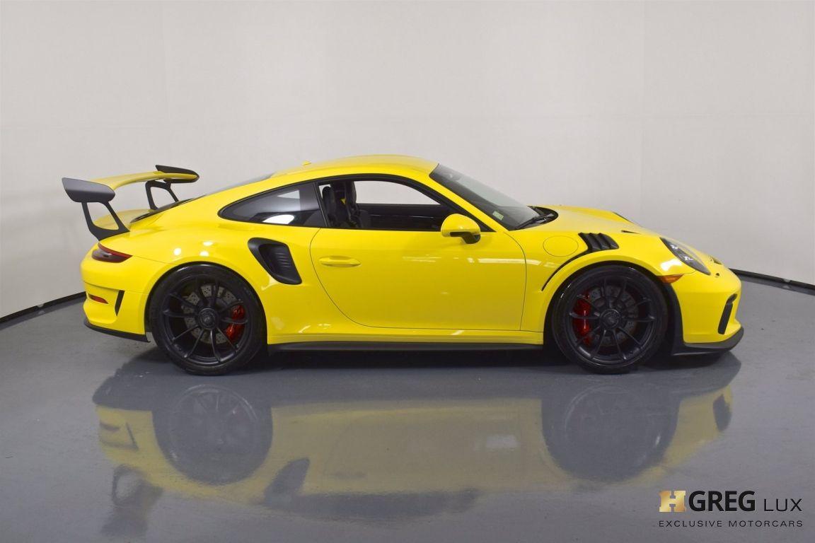 2019 Porsche 911 GT3 RS #5