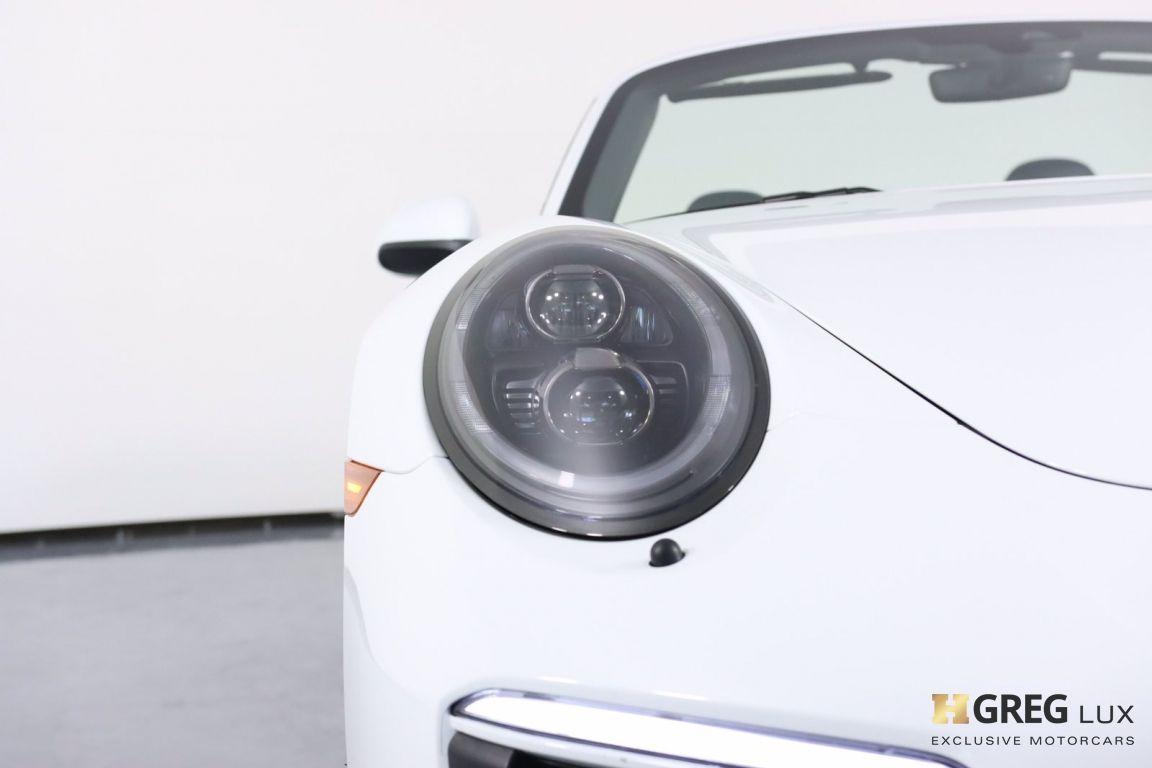 2017 Porsche 911 Carrera S #5