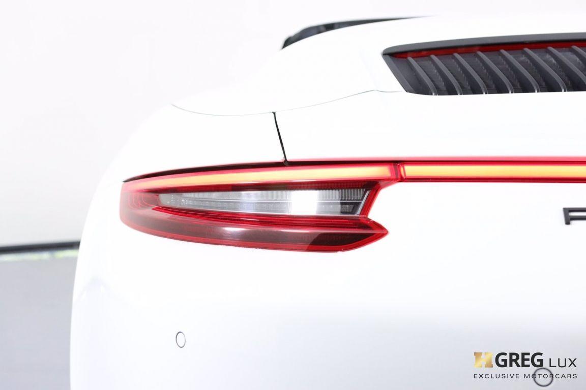 2017 Porsche 911 Carrera S #20