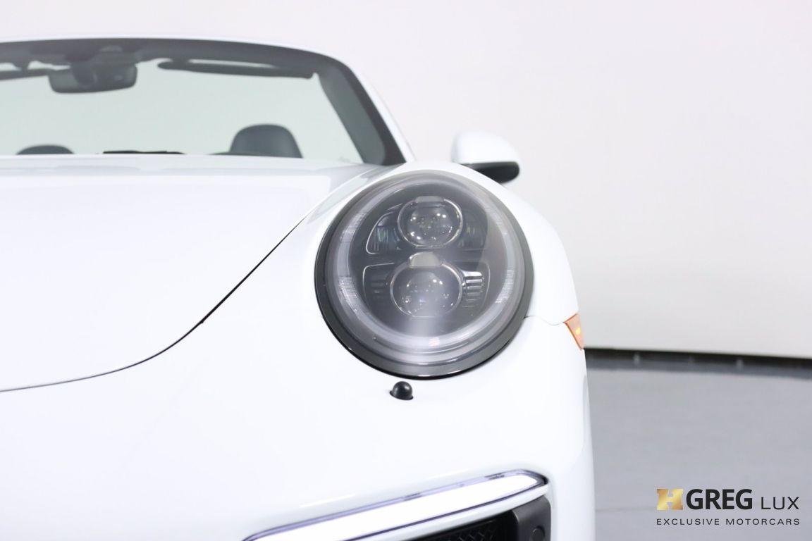 2017 Porsche 911 Carrera S #6