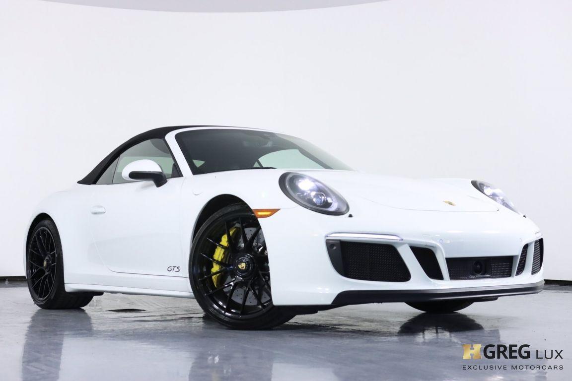 2017 Porsche 911 Carrera S #32