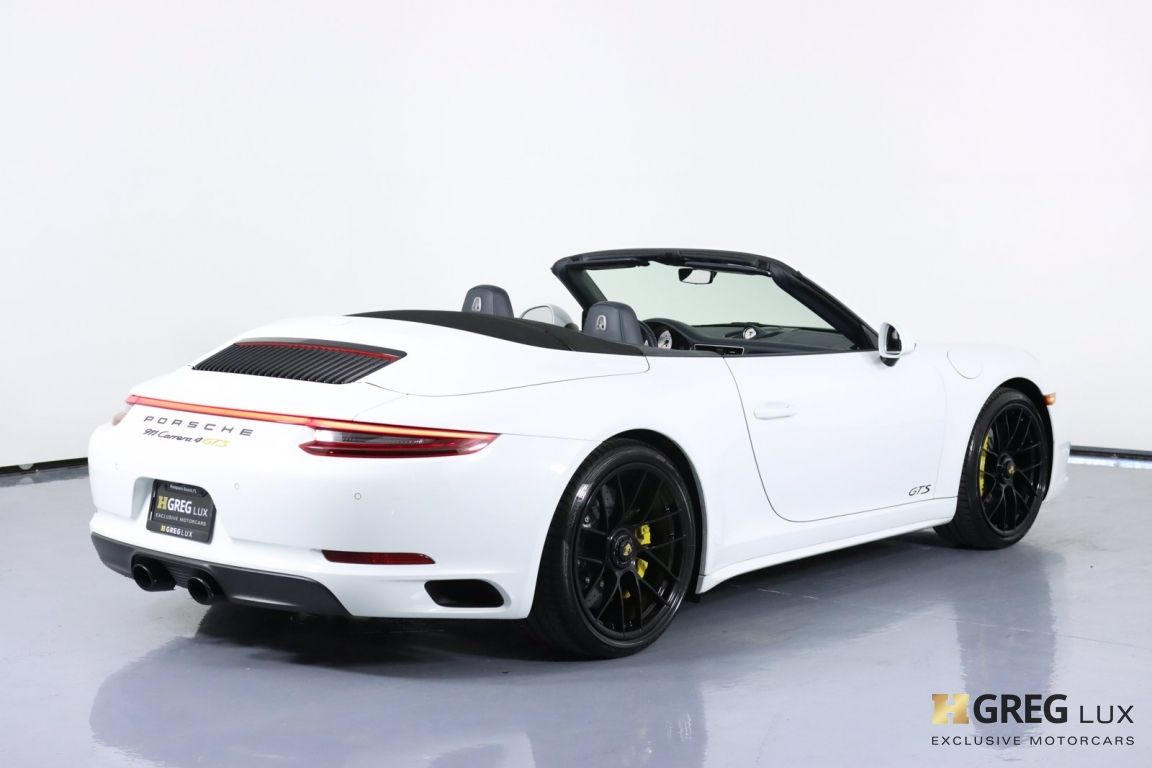2017 Porsche 911 Carrera S #18
