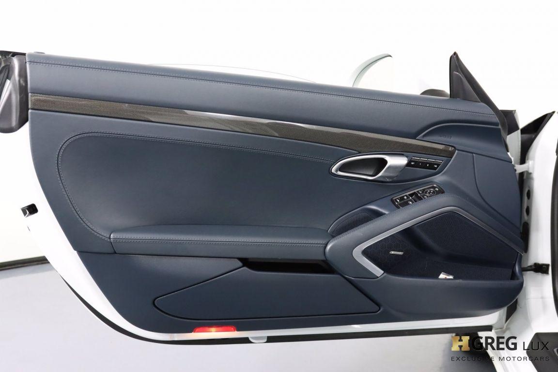 2017 Porsche 911 Carrera S #40