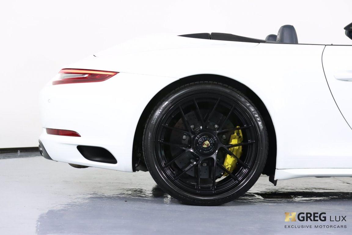 2017 Porsche 911 Carrera S #13