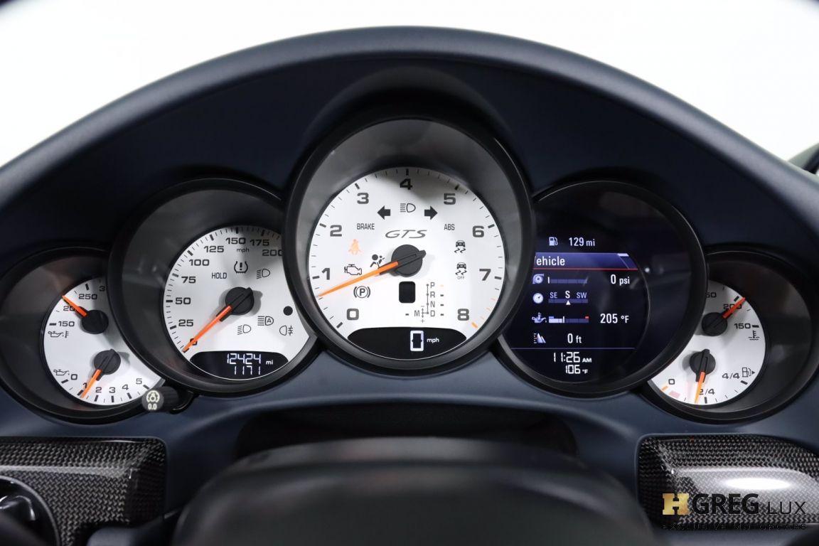 2017 Porsche 911 Carrera S #50