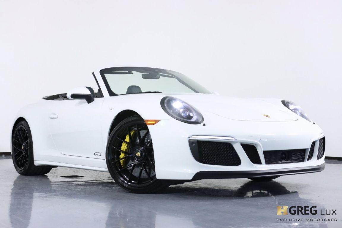2017 Porsche 911 Carrera S #33