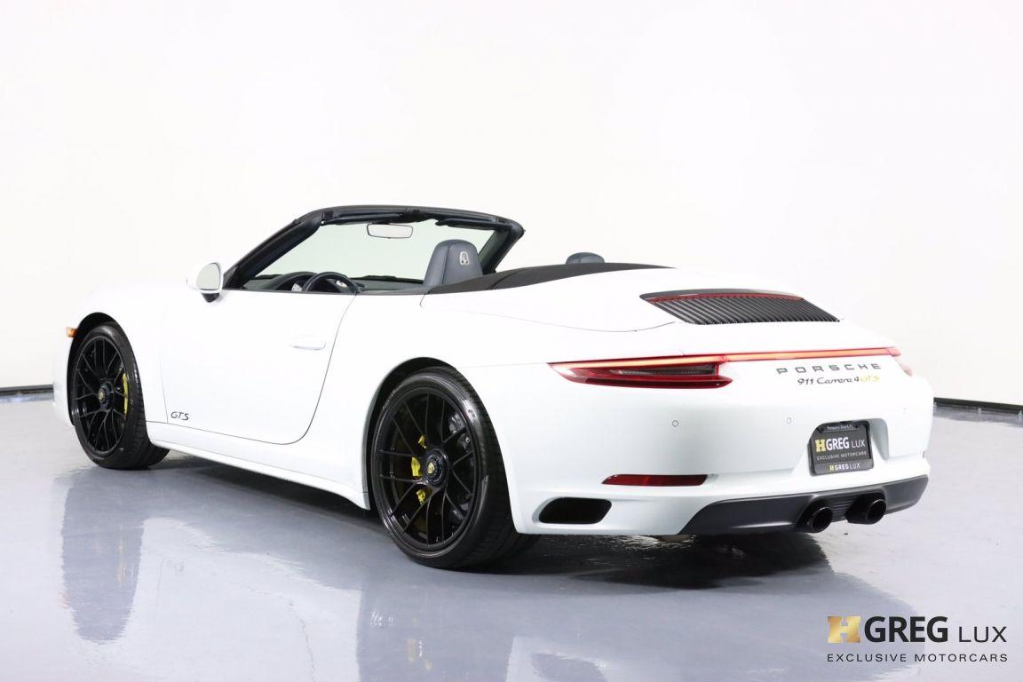 2017 Porsche 911 Carrera S #23