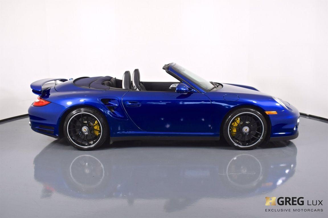 2010 Porsche 911 Turbo #5