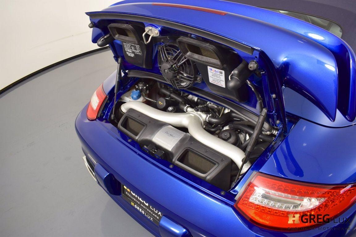 2010 Porsche 911 Turbo #26