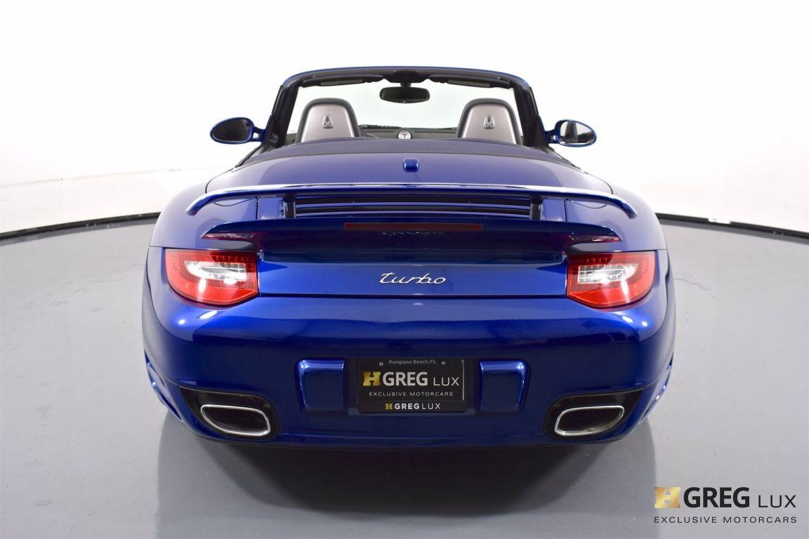 2010 Porsche 911 Turbo #8