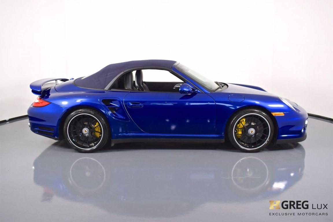 2010 Porsche 911 Turbo #6