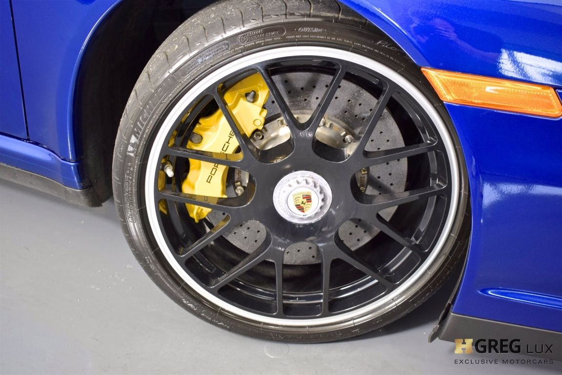 2010 Porsche 911 Turbo #4
