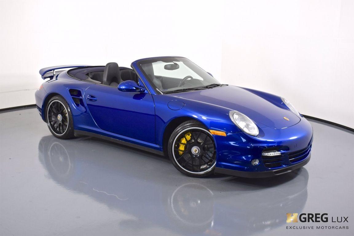 2010 Porsche 911 Turbo #2