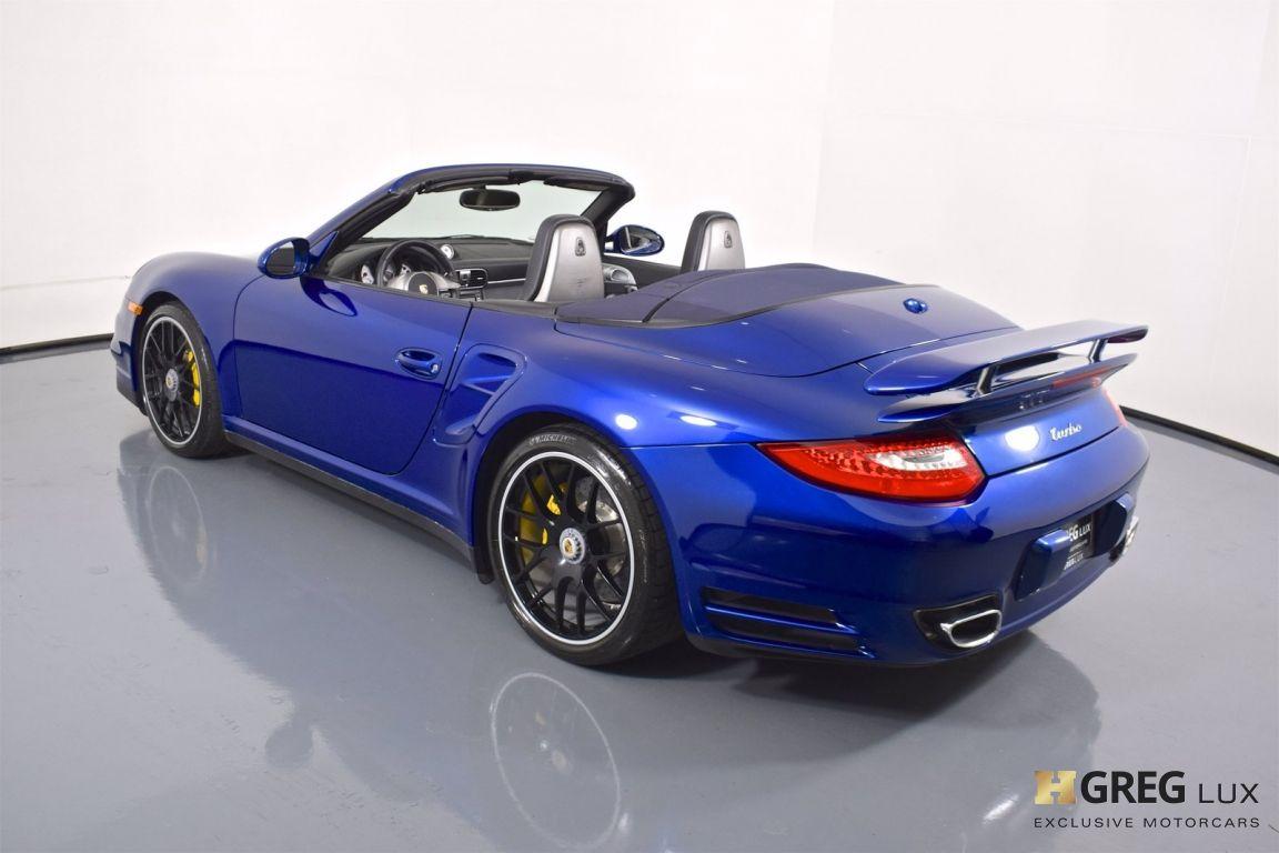 2010 Porsche 911 Turbo #9