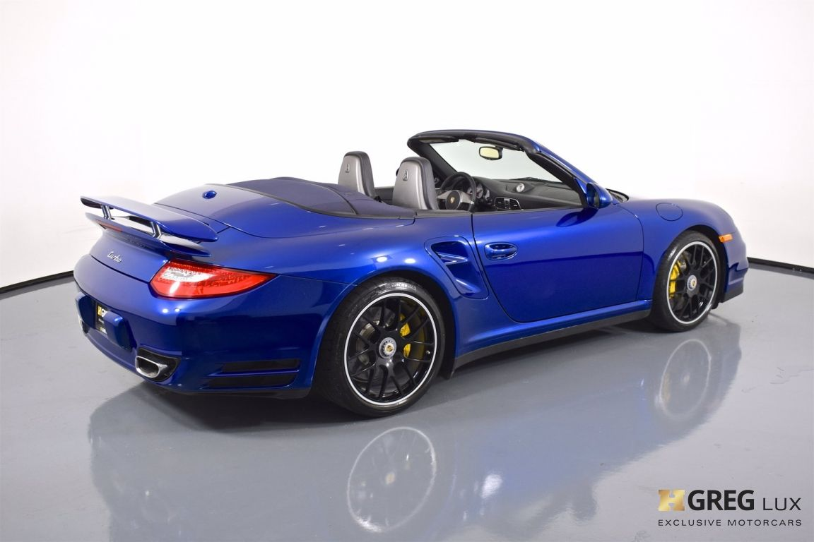 2010 Porsche 911 Turbo #7