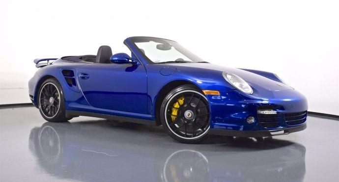 2010 Porsche 911 Turbo #0