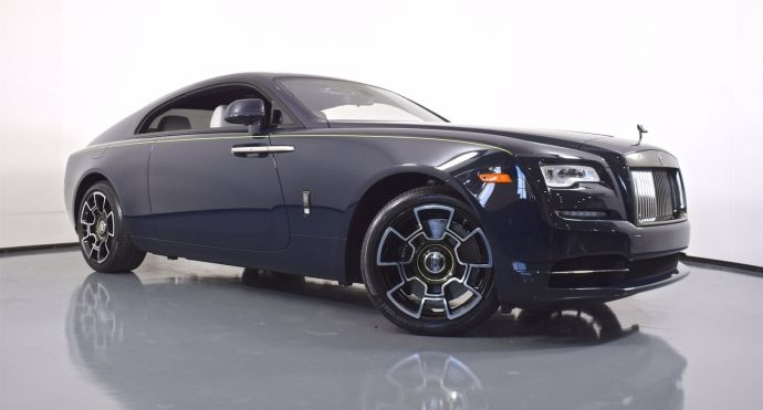 2019 Rolls Royce Wraith Pebble Beach Edition #0