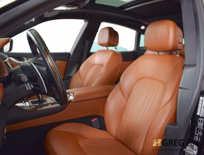 2019 Maserati Levante GranLusso #1