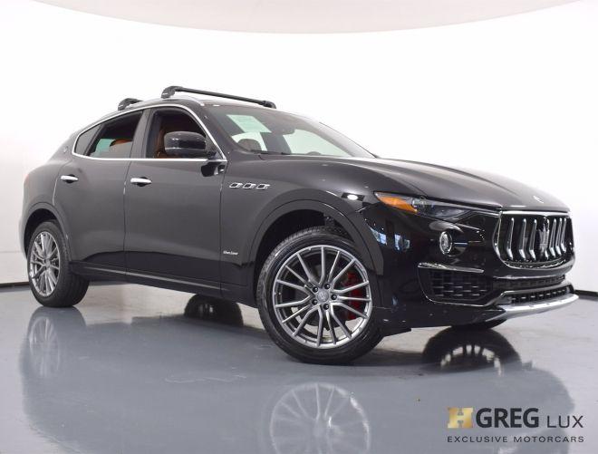 2019 Maserati Levante GranLusso #0