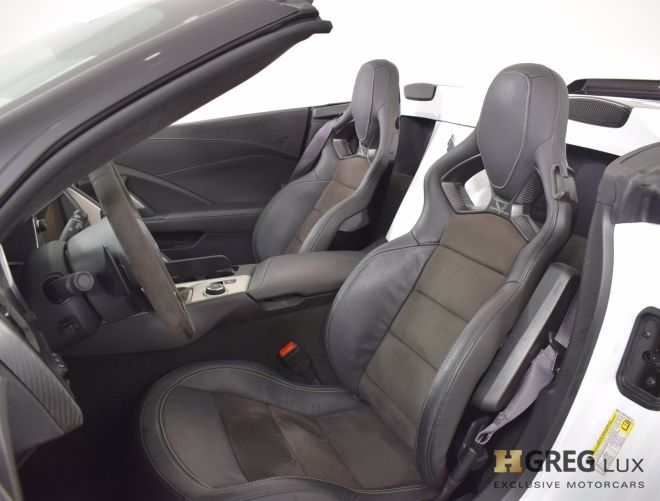 2017 Chevrolet Corvette Z06 3LZ #1