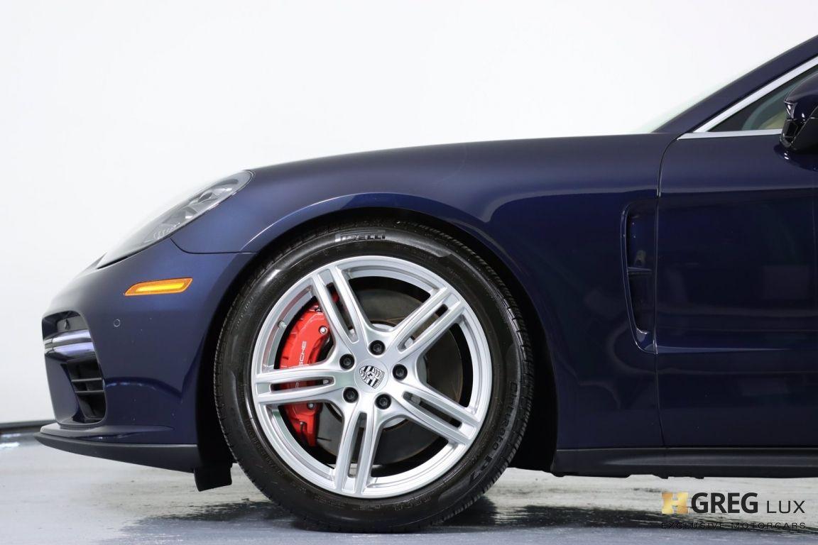 2017 Porsche Panamera Turbo #24