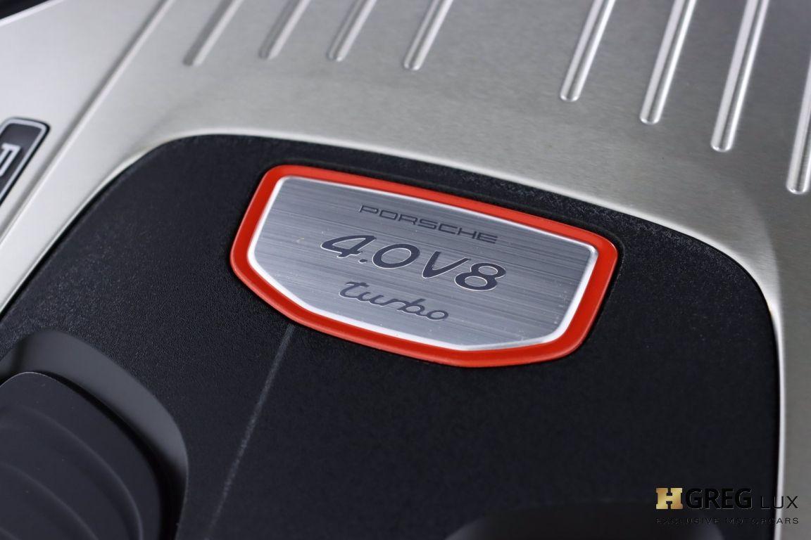2017 Porsche Panamera Turbo #68