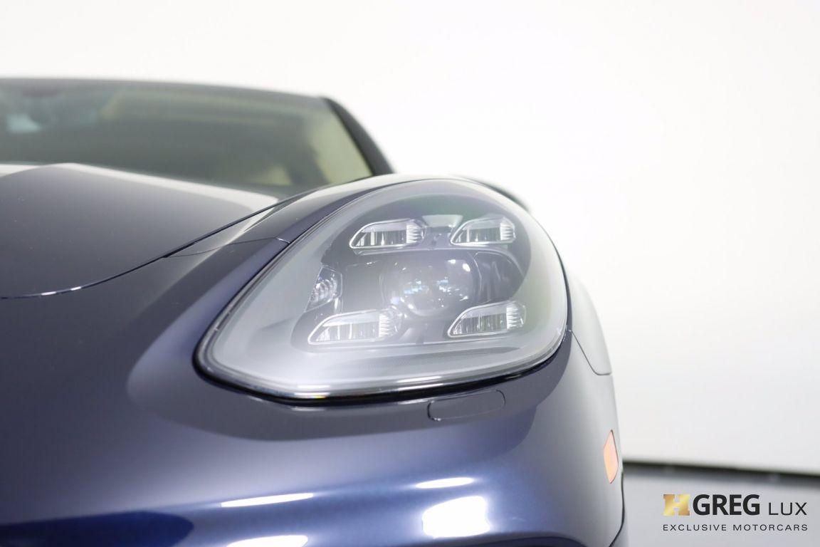 2017 Porsche Panamera Turbo #6