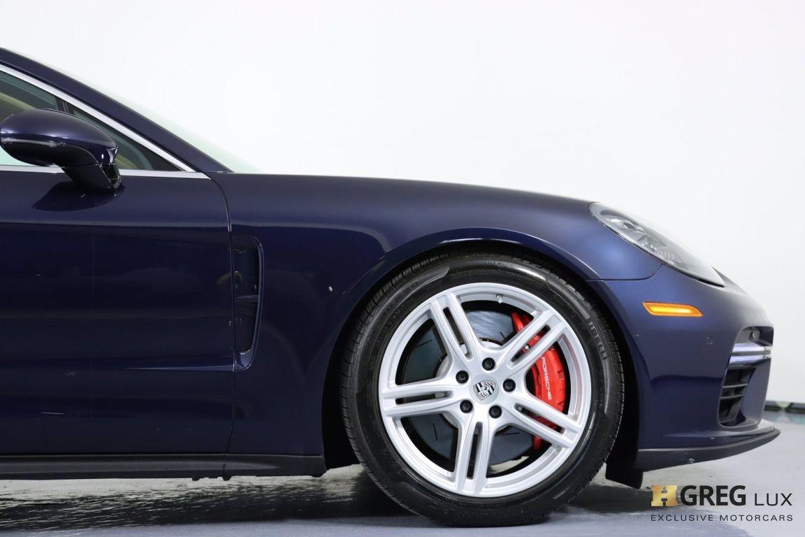 2017 Porsche Panamera Turbo #10