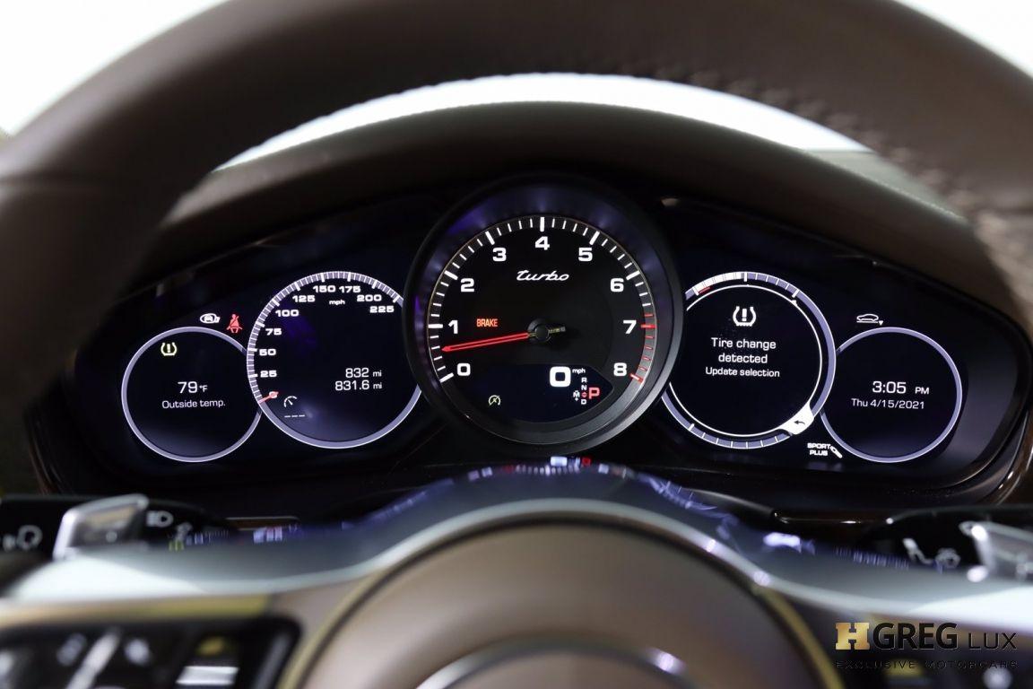 2017 Porsche Panamera Turbo #60