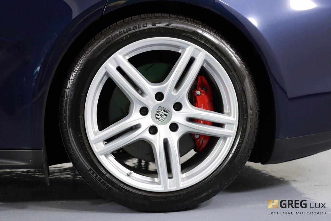 2017 Porsche Panamera Turbo #28