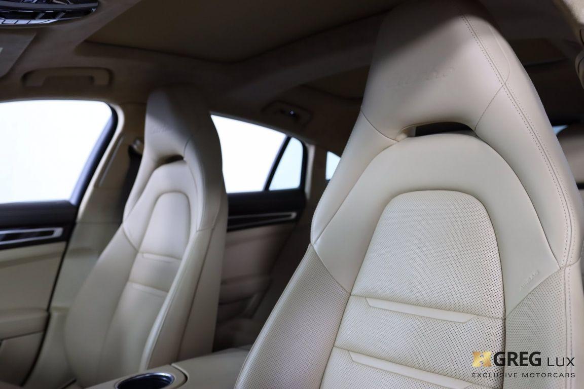 2017 Porsche Panamera Turbo #2